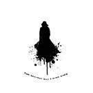 Severus Snape - The Bravest \  Black-White concept by scatharis
