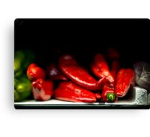 Spicy!!! Canvas Print