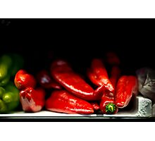 Spicy!!! Photographic Print