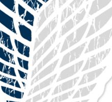 Emblem Grunge  Sticker