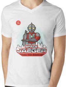 Space Jaeger Mens V-Neck T-Shirt