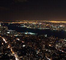 A City That Never Sleeps... by Shobhit Deep