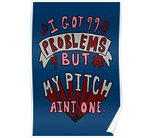 Perfect Pitch Poster