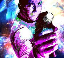 Color jump, James T Kirk by sebmcnulty