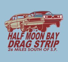 Half Moon Bay Drag Strip by GasGasGas