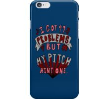 Perfect Pitch iPhone Case/Skin
