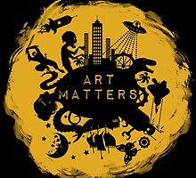 Art Matters by Rorus007