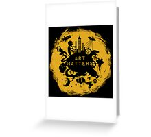 Art Matters Greeting Card