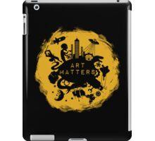 Art Matters iPad Case/Skin