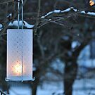 Candle in the Winter by Algot Kristoffer Peterson