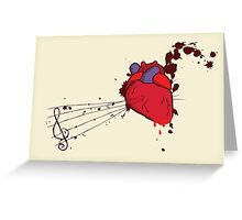 Of the Heart Greeting Card