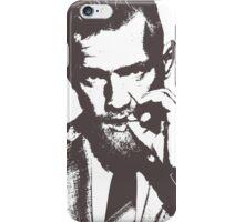 Conor McGregor Irish UFC Legend - B/W  iPhone Case/Skin