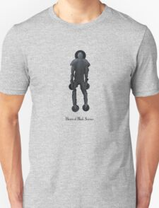 Hearts of Black Science - B-Sides figure Unisex T-Shirt