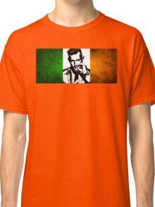 Conor McGregor Irish Flag Classic T-Shirt