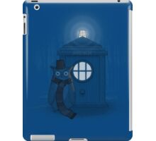 Doctor Who Who iPad Case/Skin