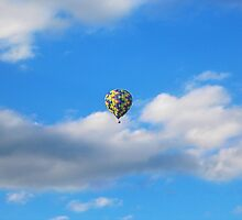 Hot Air Balloon Ride II by ValSteve59