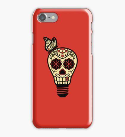 Noche de los Muertos iPhone Case/Skin