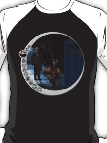 The 3rd Day of the Doctor Jedi T-Shirt