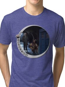 The 3rd Day of the Doctor Jedi Tri-blend T-Shirt