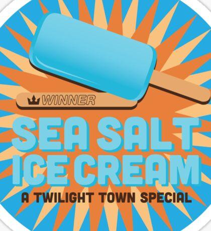 Sea Salt Ice Cream Sticker