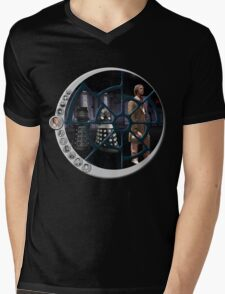 The 5th Day of the Doctor Jedi Mens V-Neck T-Shirt