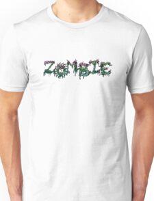 Drippy Zombie Unisex T-Shirt