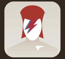 There's an app for that Aladdin Sane by Christophe Gowans