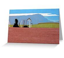 Cressy Rural Greeting Card