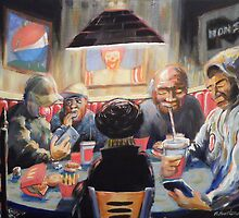 The Placebo Eaters by Calgacus