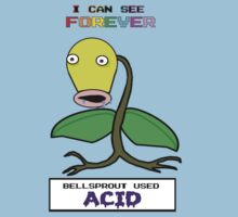 Bellsprout used Acid by Teestruction