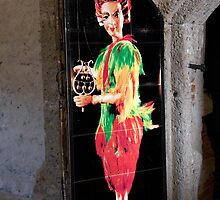 Marionette Door by phil decocco