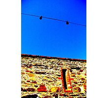 Prime Colour Sky Photographic Print