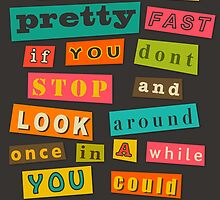 Ferris Beuller Quote by FinlayMcNevin