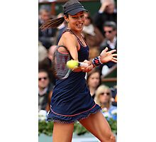 Ana Ivanovic Photographic Print