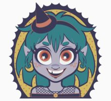Witch Girl by Lindsay Small-Butera