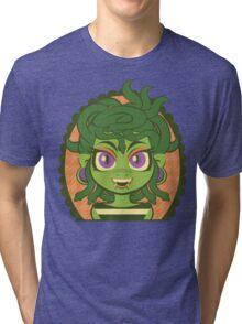 Medusa Girl Tri-blend T-Shirt