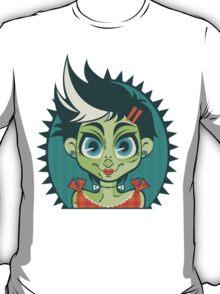 Frankenstein's Monster Girl T-Shirt