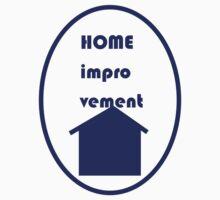 Home Improvement One Piece - Short Sleeve