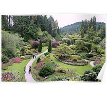 Sunken Garden 2 Poster