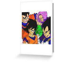 Rock the Dragon Greeting Card