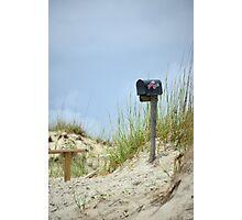 Kindred Spirit mailbox Photographic Print