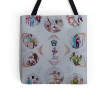 Special Olympics Poster Tote Bag