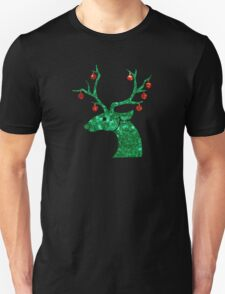 christmas ornament reindeer T-Shirt