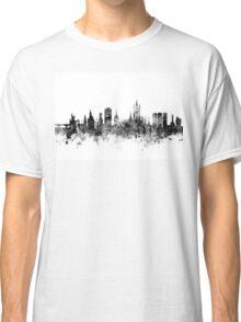 Aberdeen Scotland Skyline Classic T-Shirt