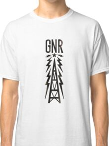 Galaxy News Radio Rock Gradient Classic T-Shirt