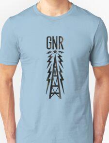 Galaxy News Radio Rock Gradient Unisex T-Shirt