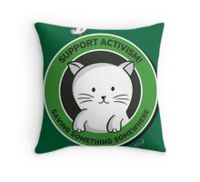 Save Everything! Throw Pillow