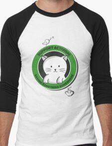 Save Everything! Men's Baseball ¾ T-Shirt