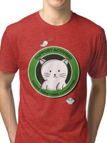 Save Everything! Tri-blend T-Shirt
