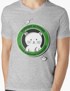 Save Everything! Mens V-Neck T-Shirt